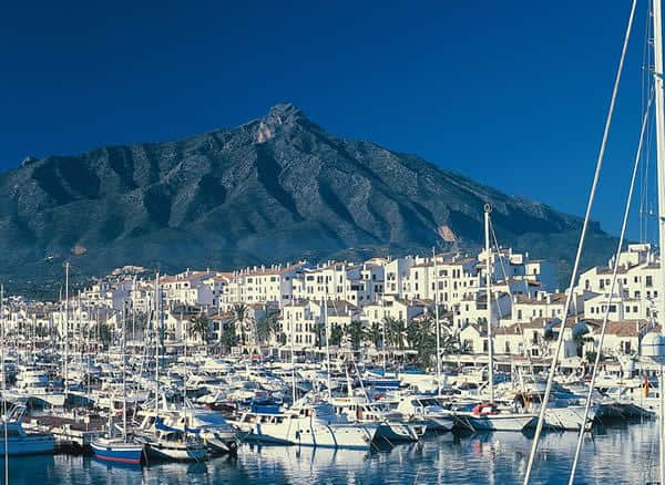 Marbella land of trust funds and yachts young adventuress - Puerto banus marbella ...