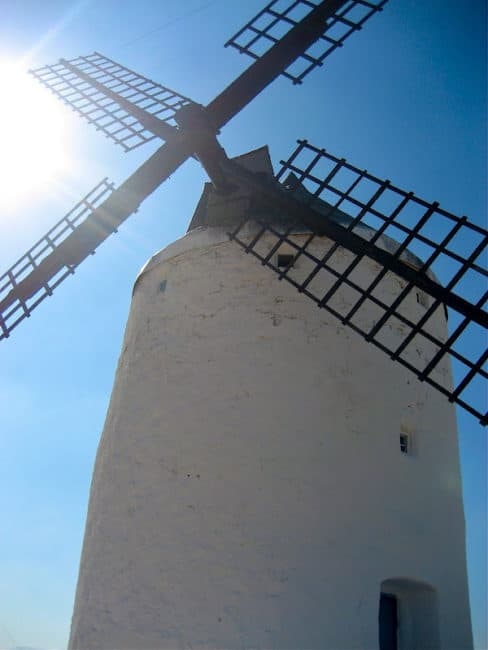 windmill La Mancha