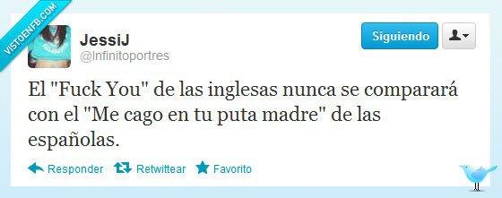 swear Spanish
