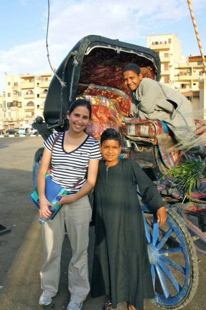 harassment egypt woman