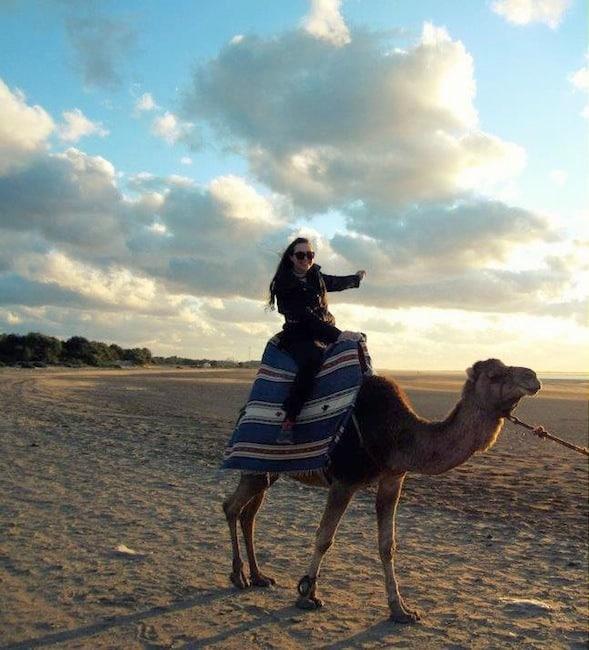falling in love abroad