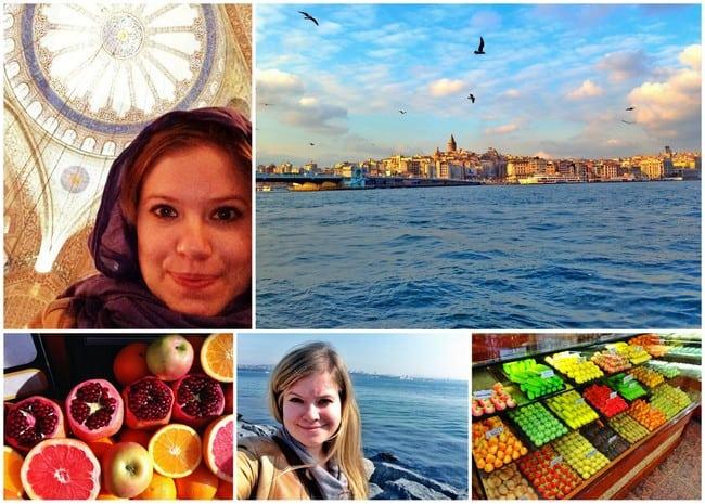 Turkey travel iphone