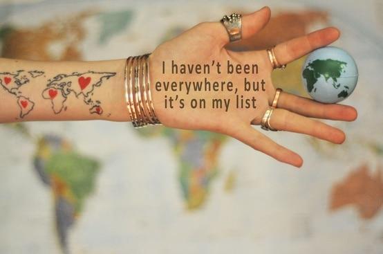 travel dreams