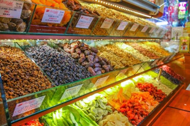 spice bazaar istanbul