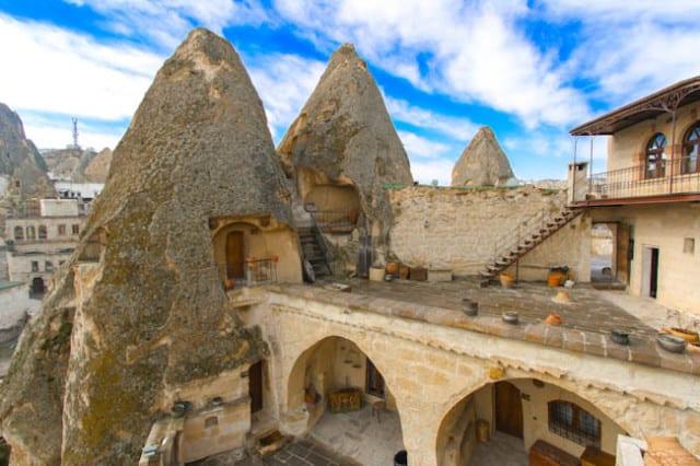 underground cappadocia