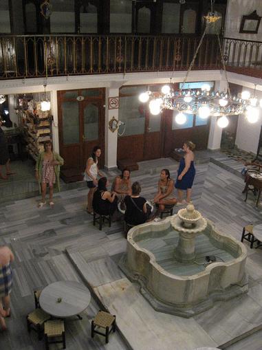 istanbul turkish bath
