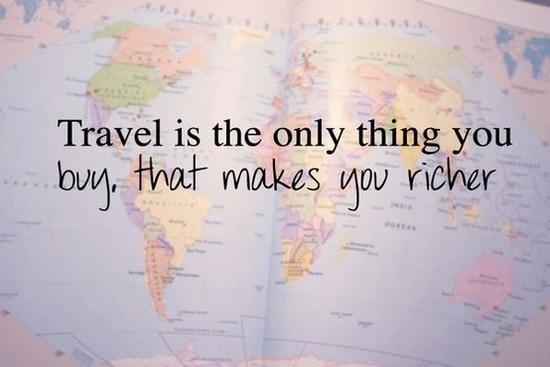 Travel excuses