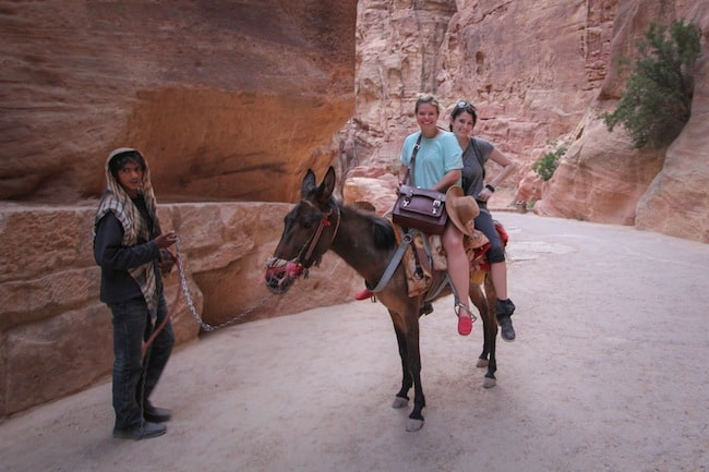 Indiana Jones Petra Jordan