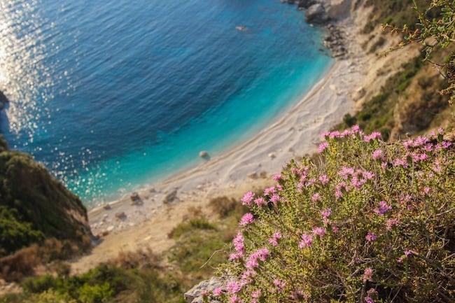 Paxos Greece Beaches