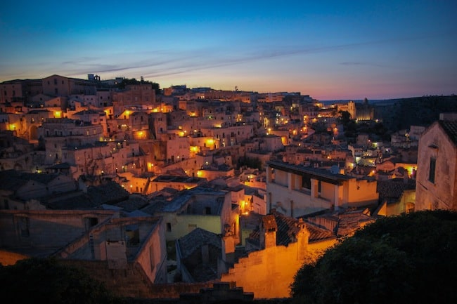 Matera Italy Travel