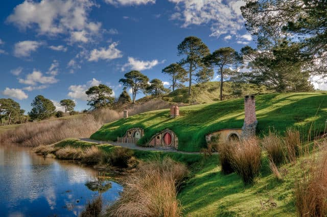 Peter Jackson Wellington New Zealand