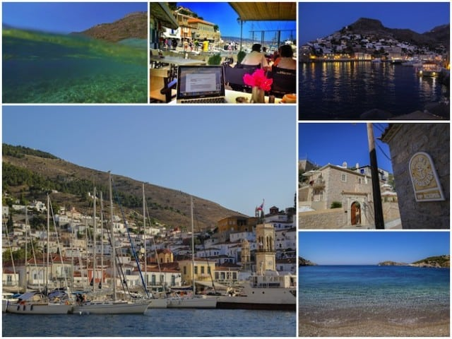visit hydra greece