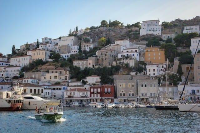 visit hydra greece