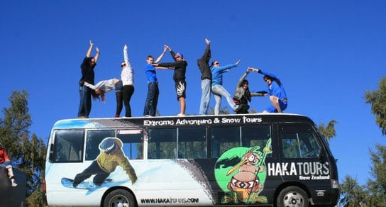 new zealand haka tours