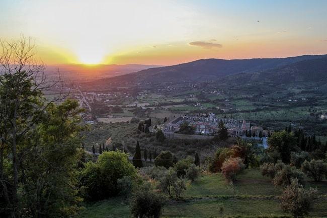 visit tuscany