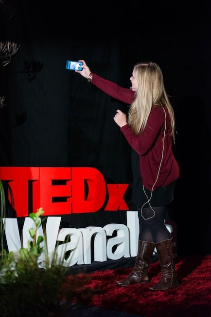 tedx talk smartphone addictions