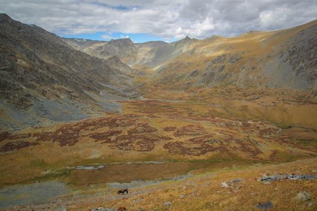 Mongolia Altai