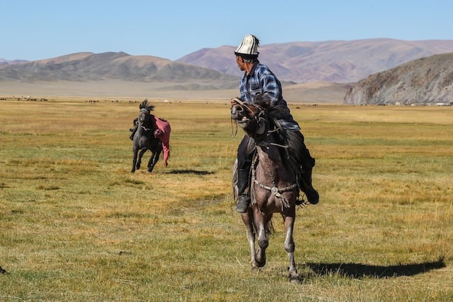 Mongolia travel