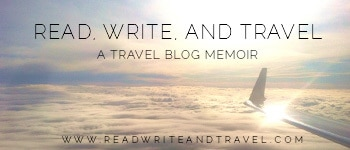 Read, Write, and Travel Banner