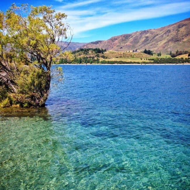 best views wanaka