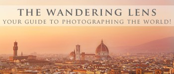 The Wandering Lens Ad