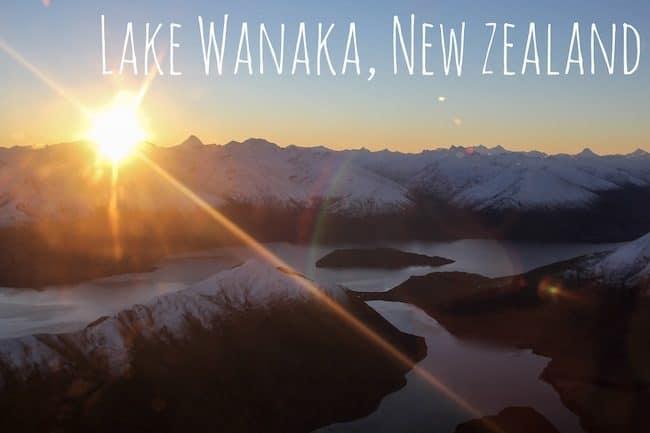 flying wanaka new zealand