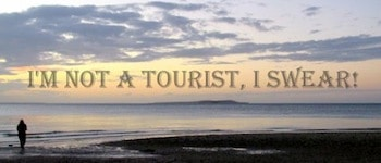 I'm Not A Tourist, I Swear Banner Image