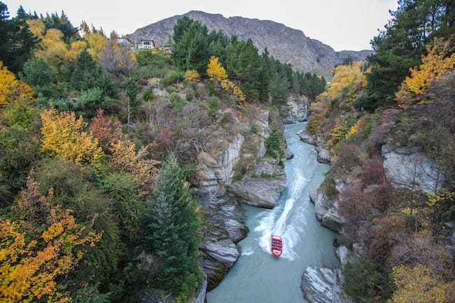 arrowtown autumn