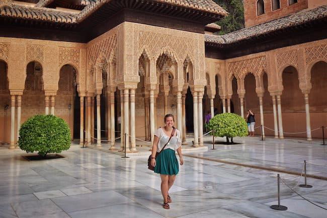 visit the alhambra