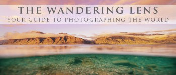The Wandering Lens - Young Adventuress - NZ