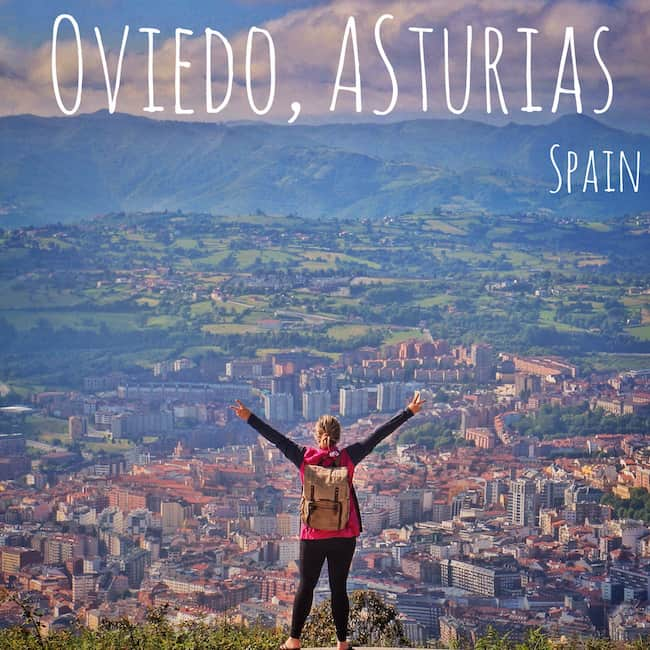 From Oviedo with Love ...