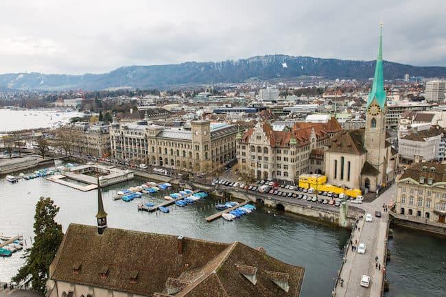 Visit Zurich Switzerland