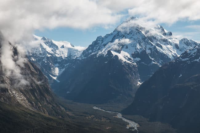Milford Sound by helicopter - an epic adventure in New Zealand