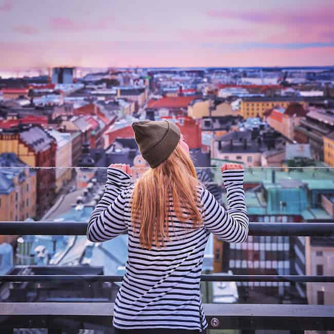 coping with fear and travel