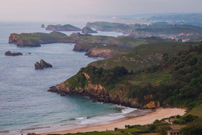 coastal asturias