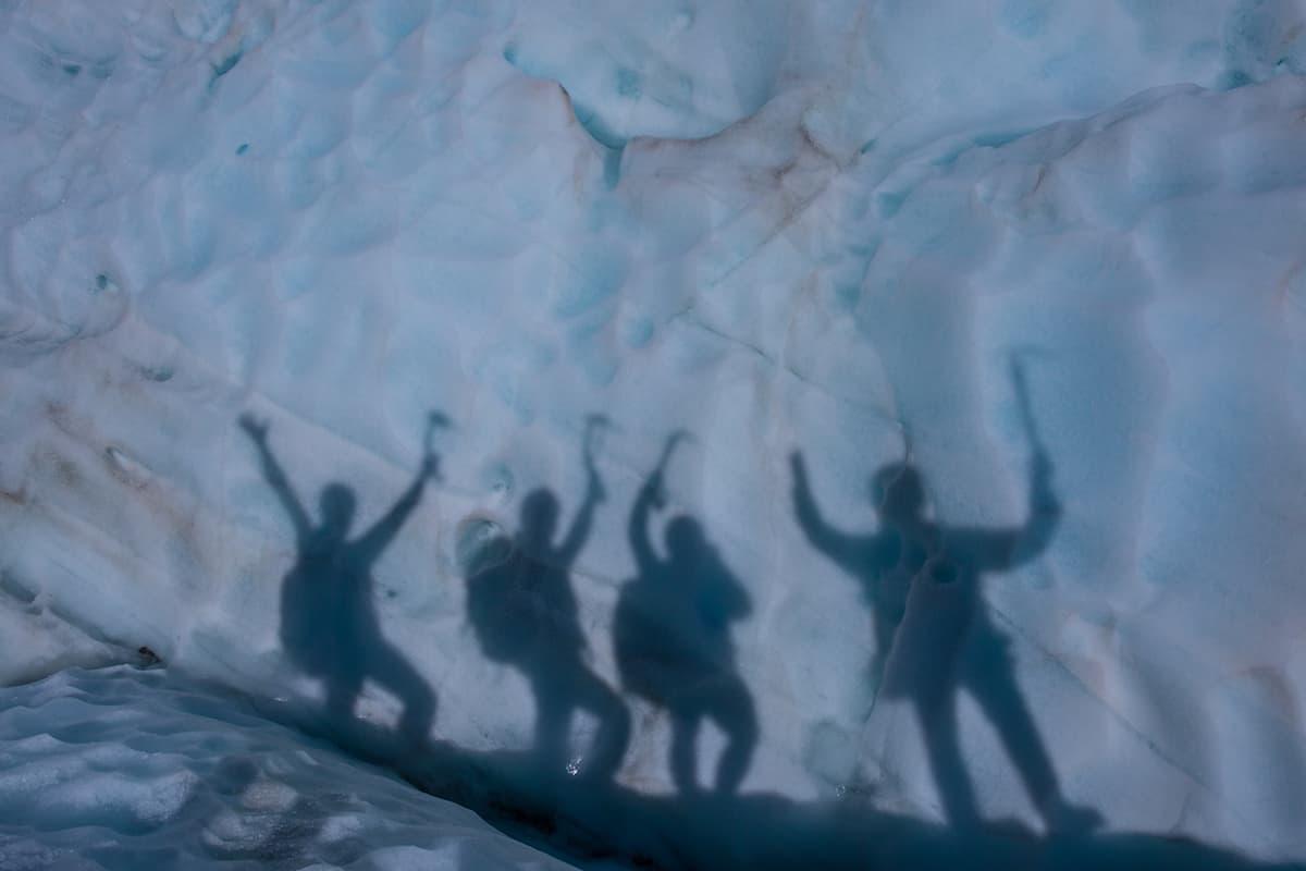 fox glacier heli hike