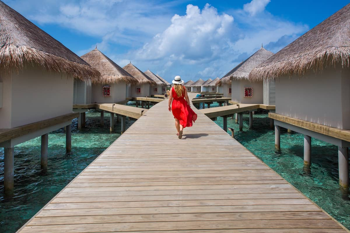 solo travel in romantic places
