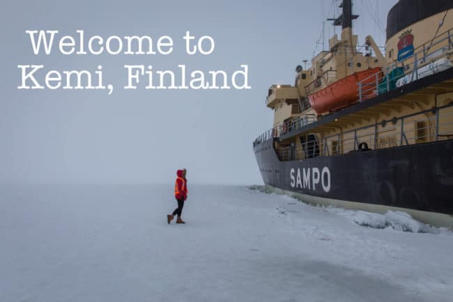 visit kemi finland