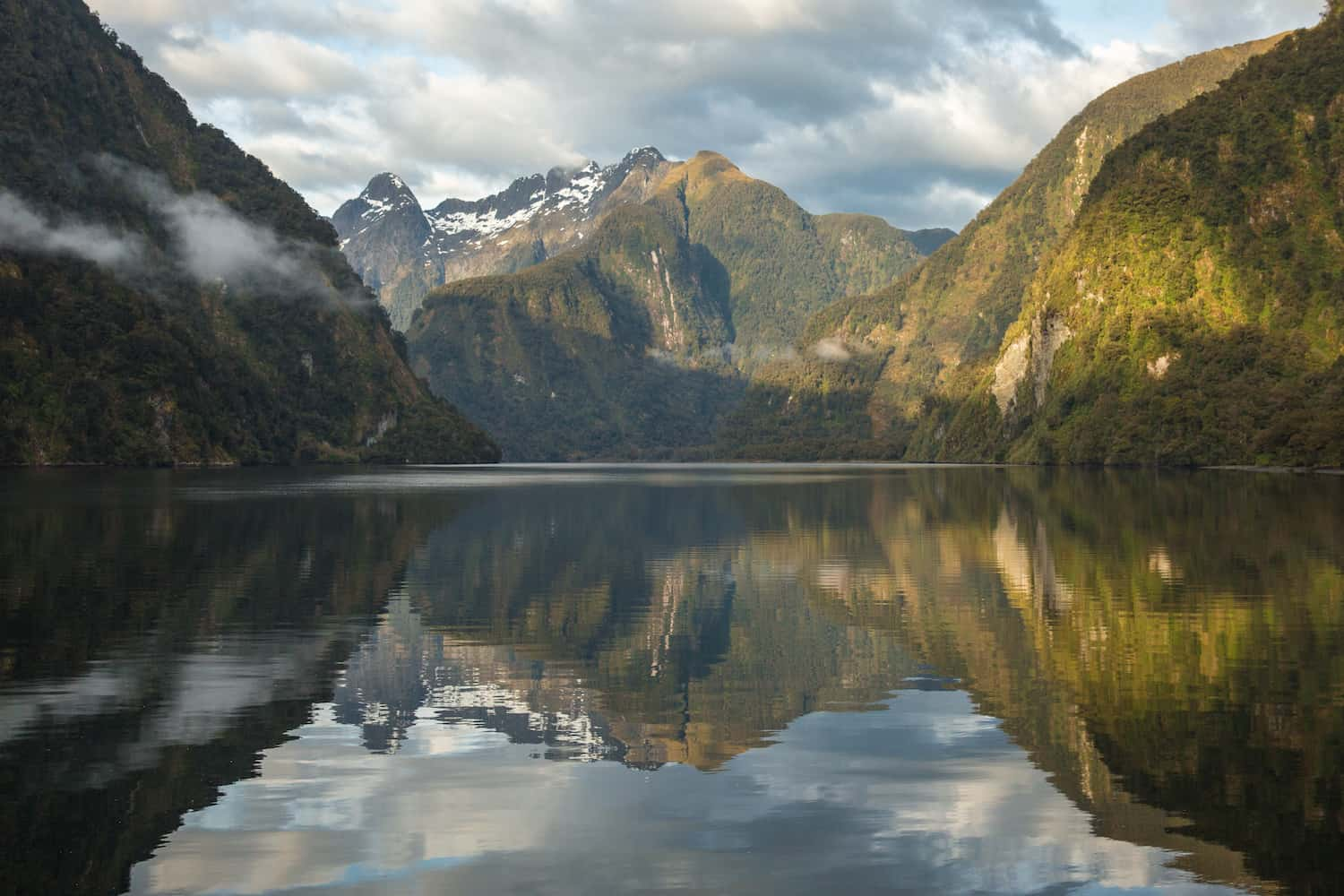 milford sound versus doubtful sound