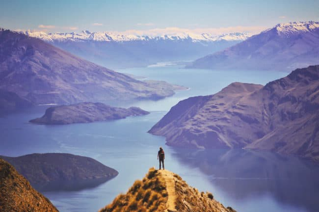 Come travel New Zealand with me!