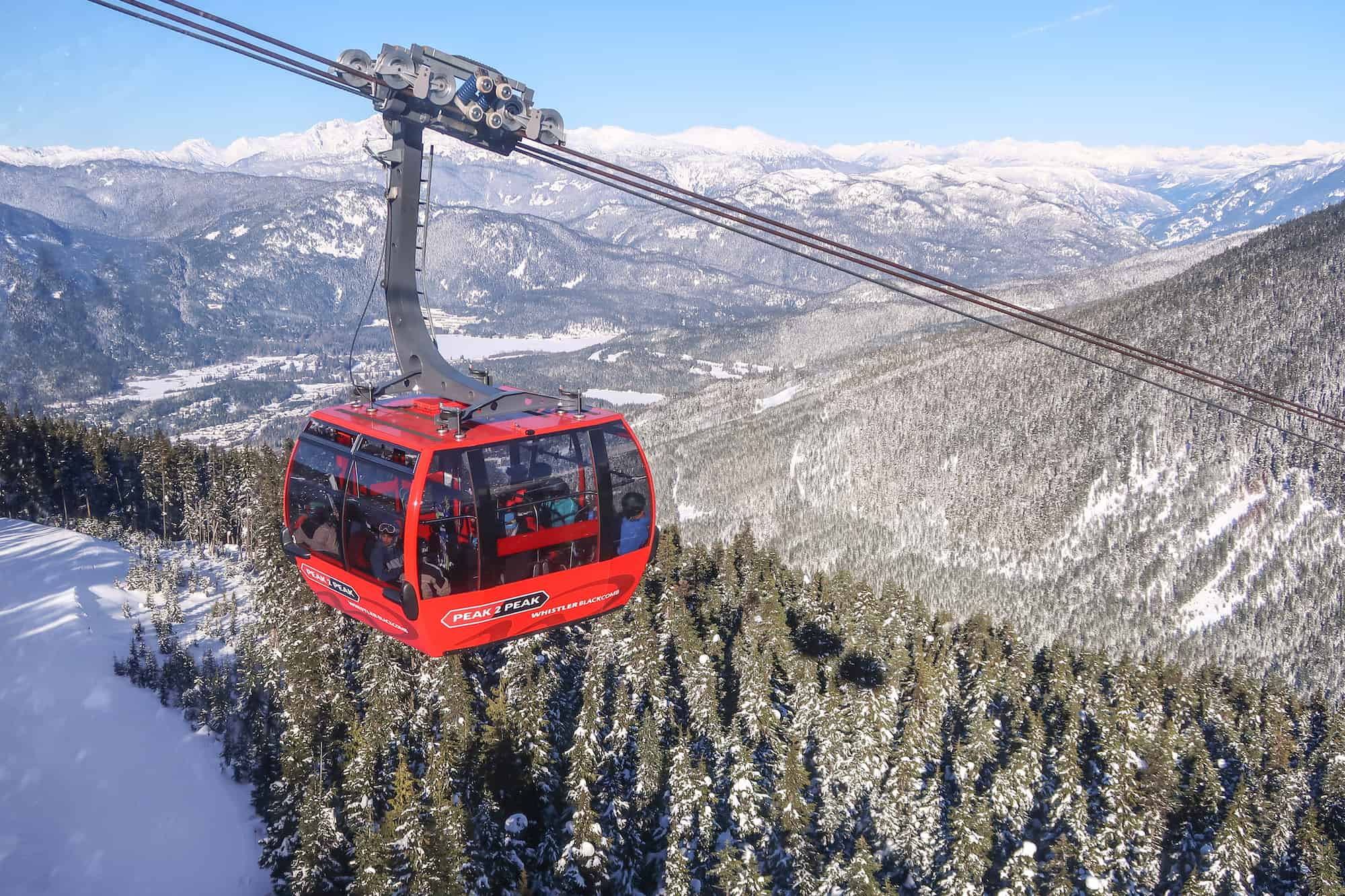 whistler winter travel