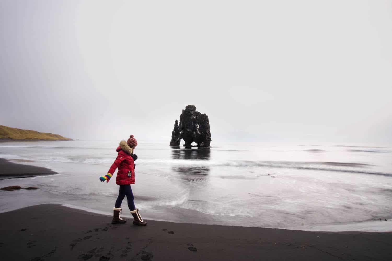 iceland solo female travel
