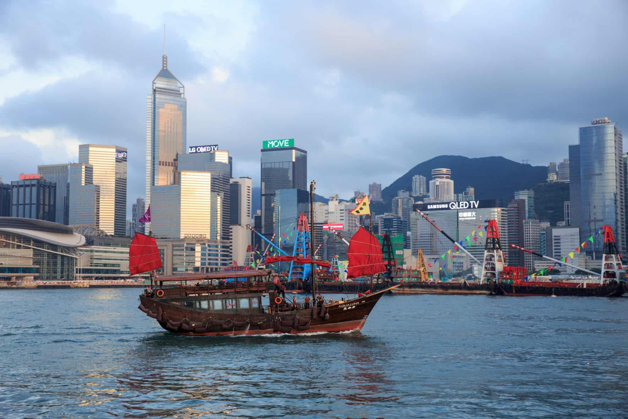 stopover Hong Kong