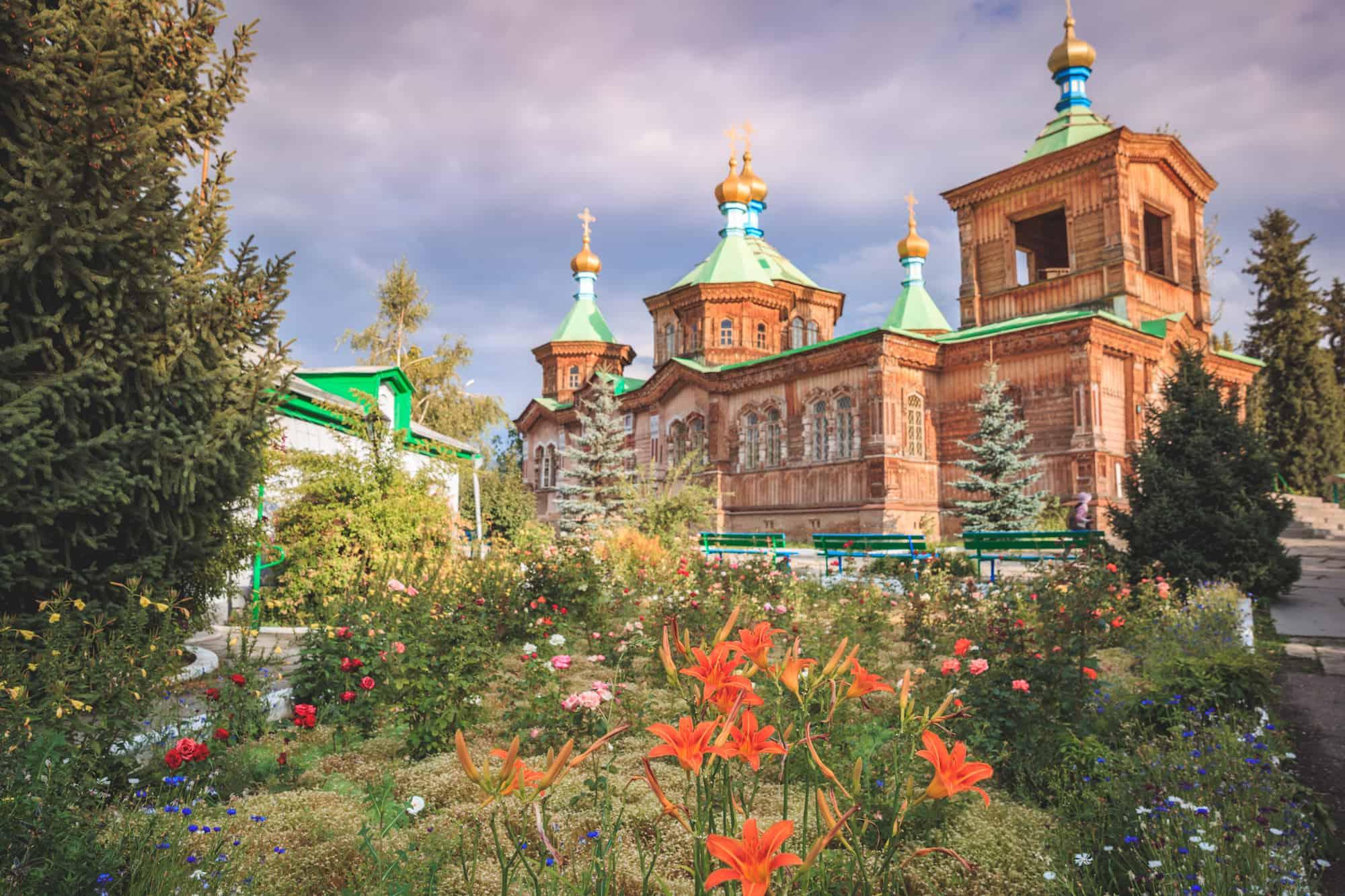 travel kyrgyzstan