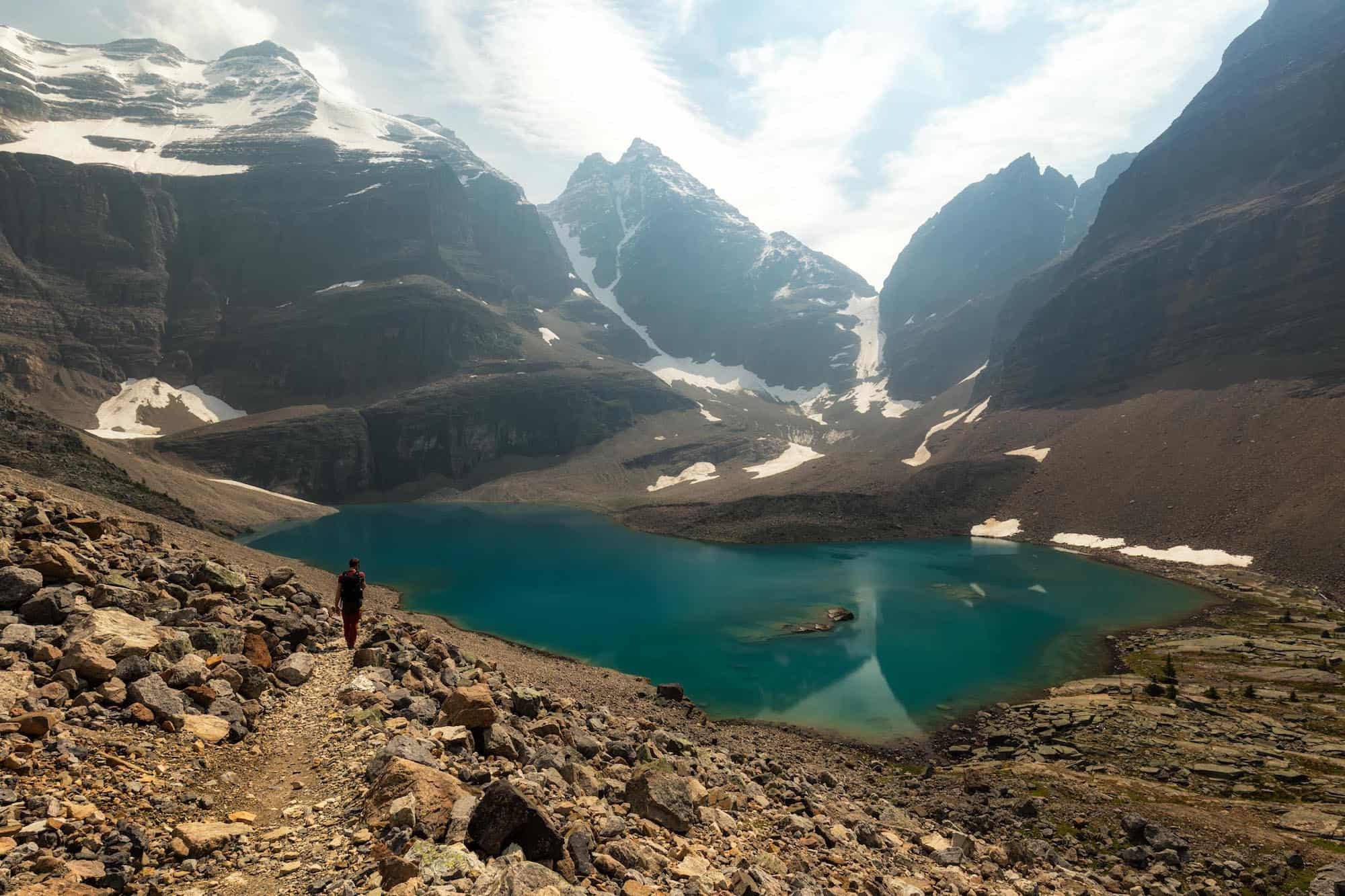 hikes canadian rockies