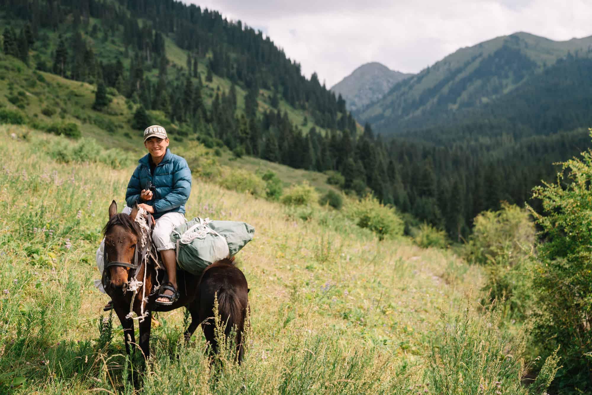 portraits Kyrgyzstan