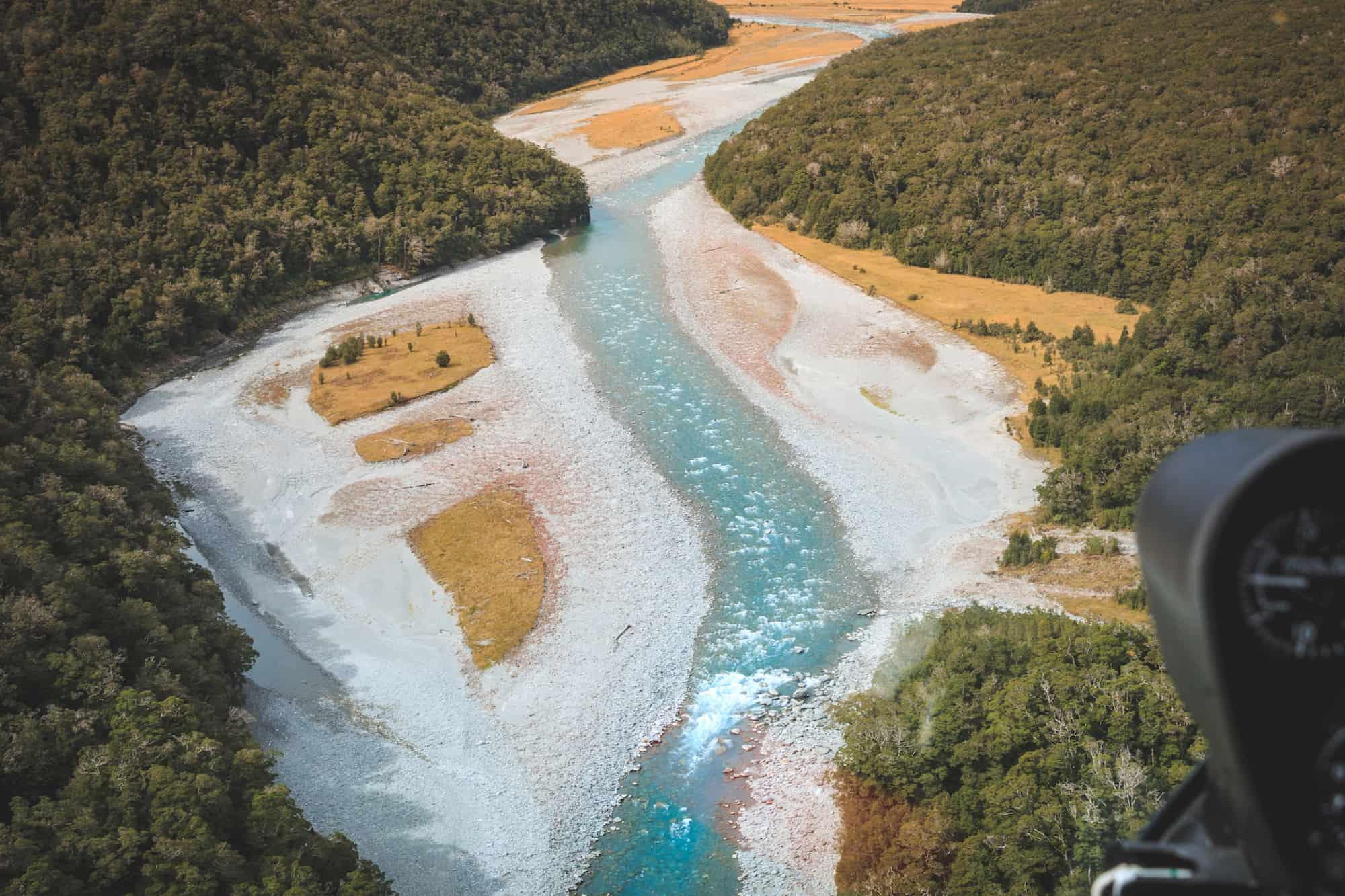 rafting landsborough river