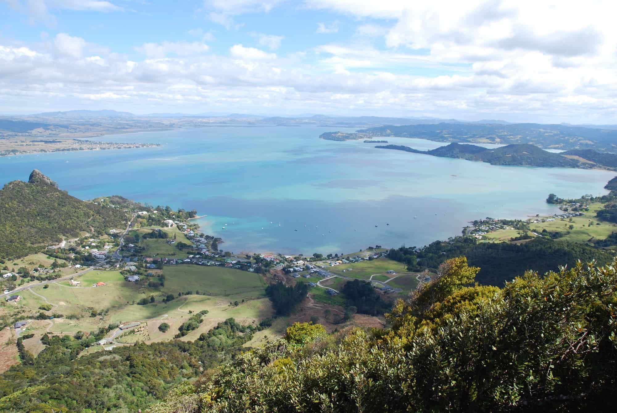 best short walks new zealand