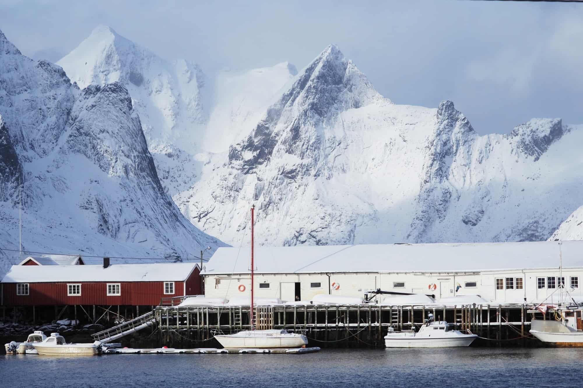 Road trip Lofoten Islands
