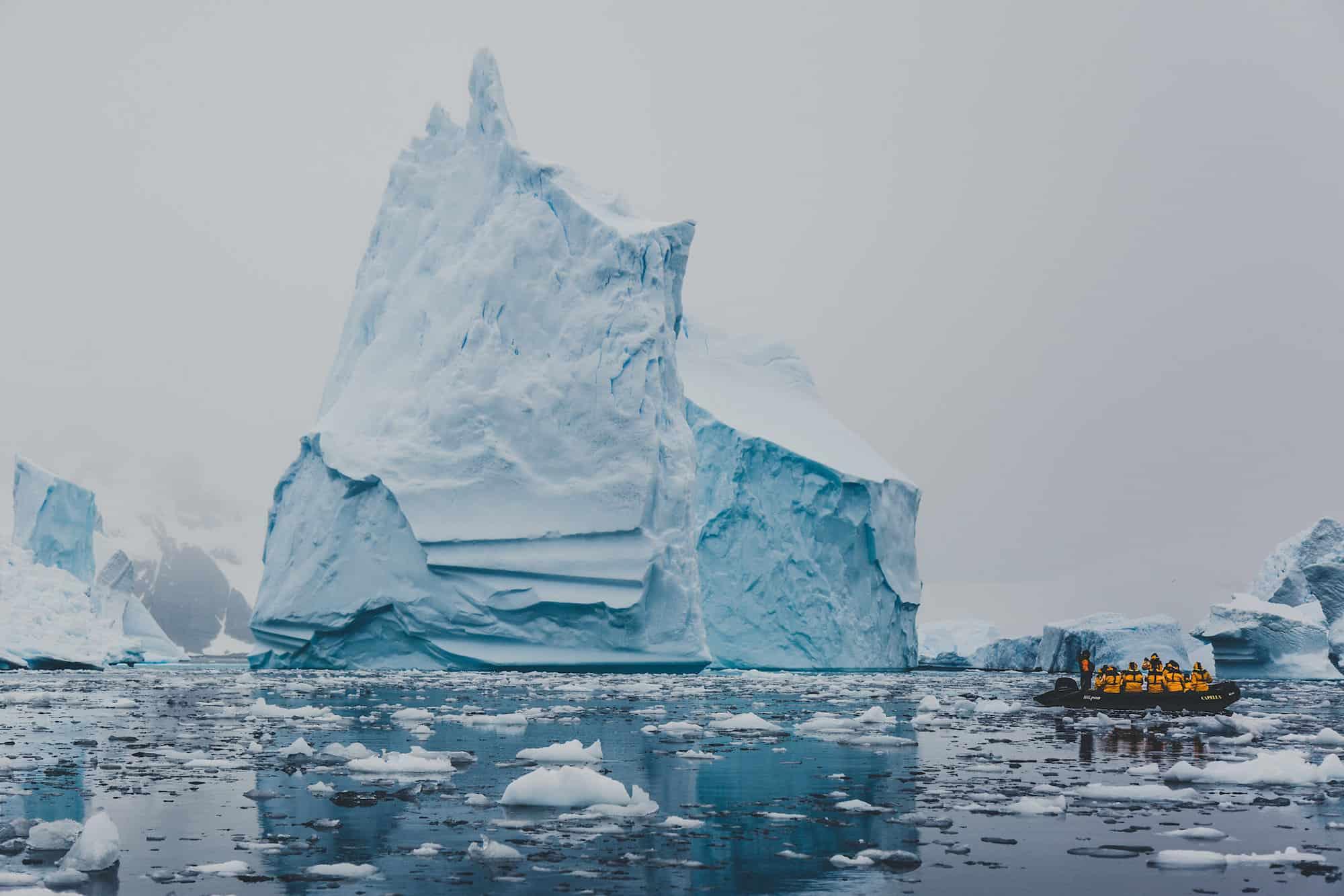 surprising things antarctica